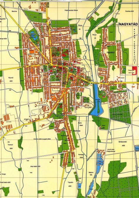 nagyatád térkép Nagyatád Ipari Park — YinHe438 nagyatád térkép